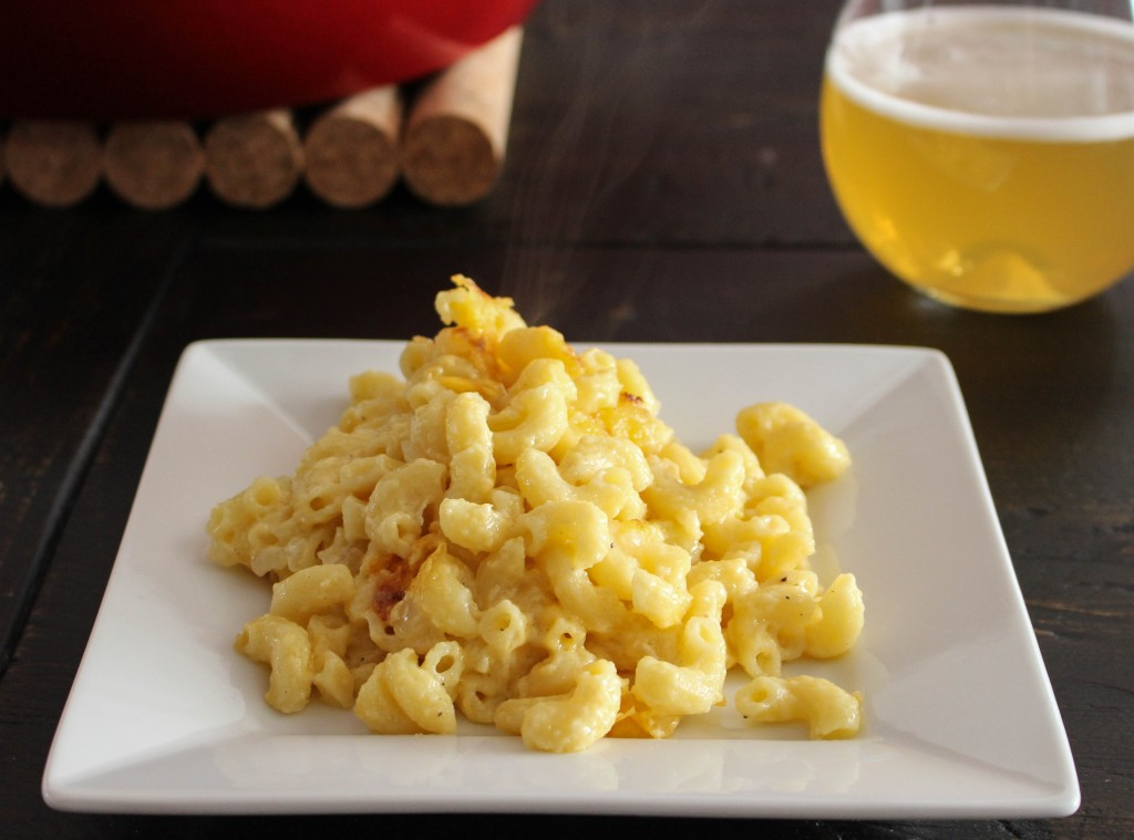 Mom's Mac & Cheddar | Yes to Yolks