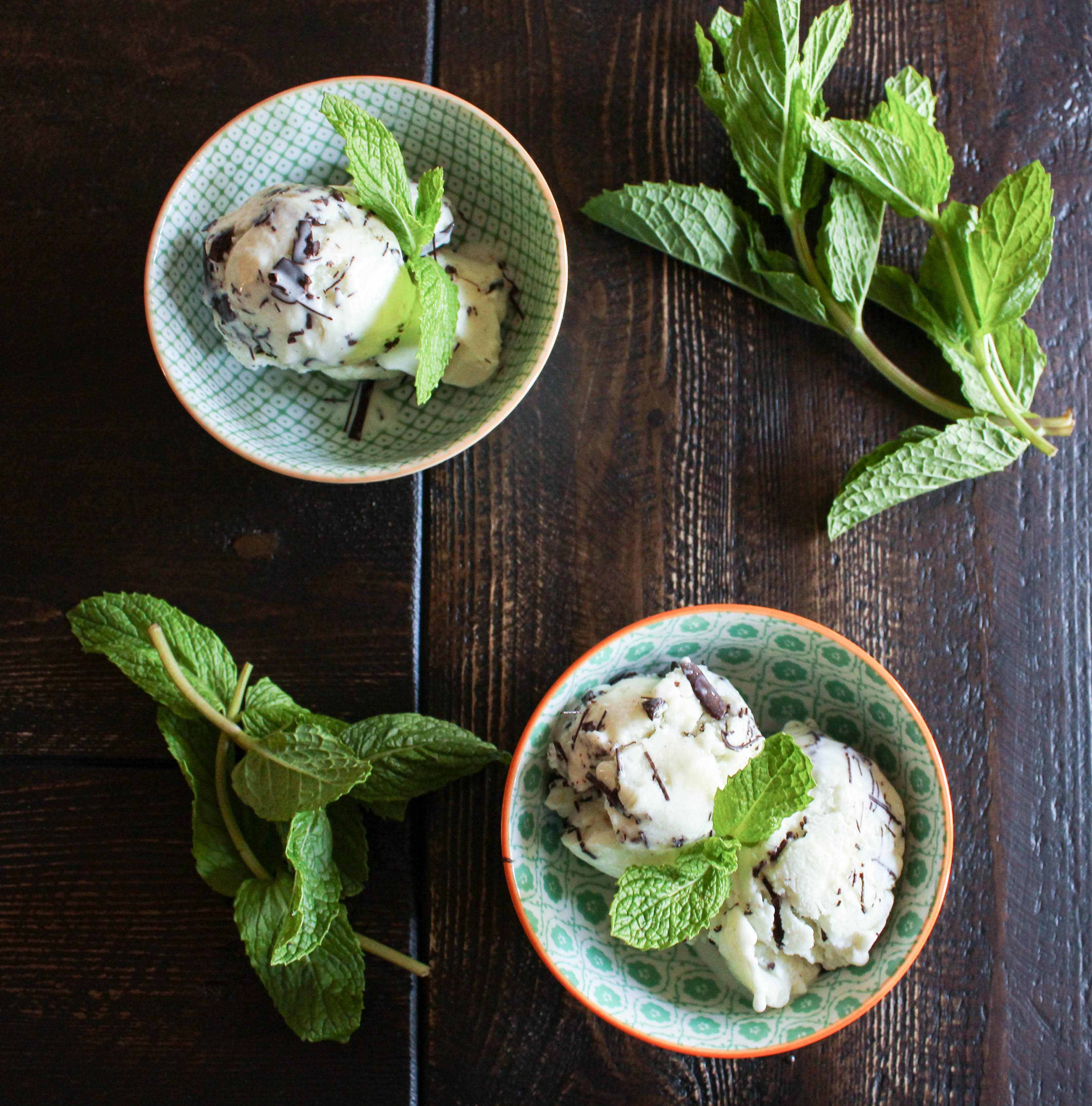 mint chocolate chip gelato recipe