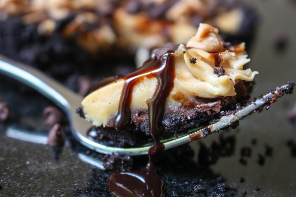 Mini (No-Bake) Chocolate Peanut Butter Tarts   Yes to Yolks