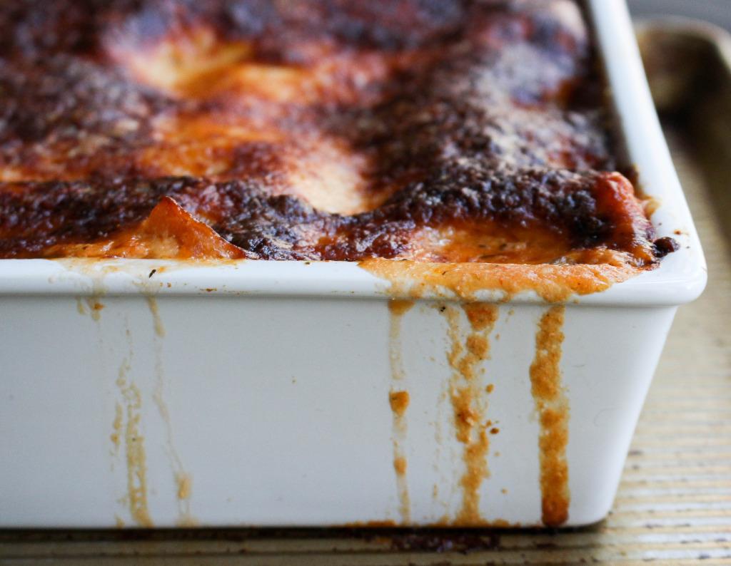 Cheesy Short Rib Lasagna   Yes to Yolks