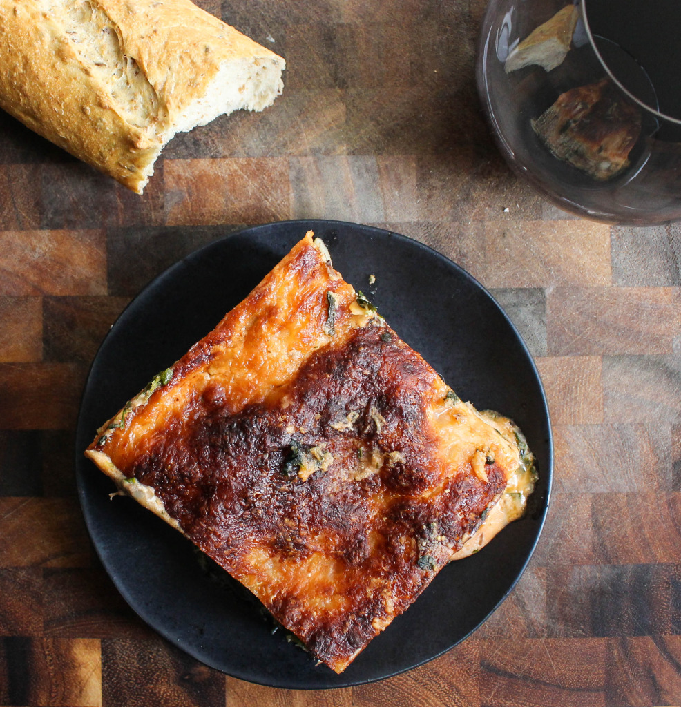 Cheesy Short Rib Lasagna | Yes to Yolks