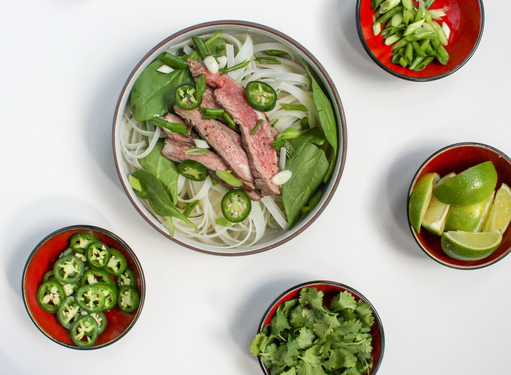 Homemade Beef Pho (the shorter and easier version) | Yes to Yolks