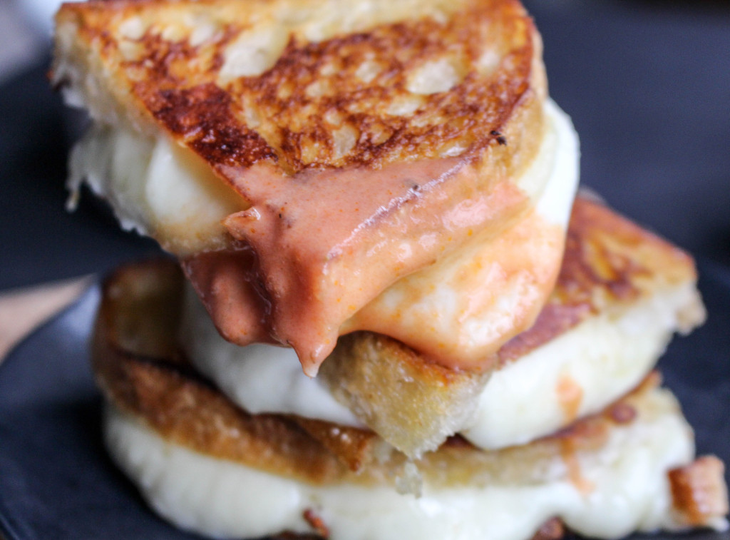 Lager Tomato Soup with Mustard Grilled Cheese   Yes to Yolks