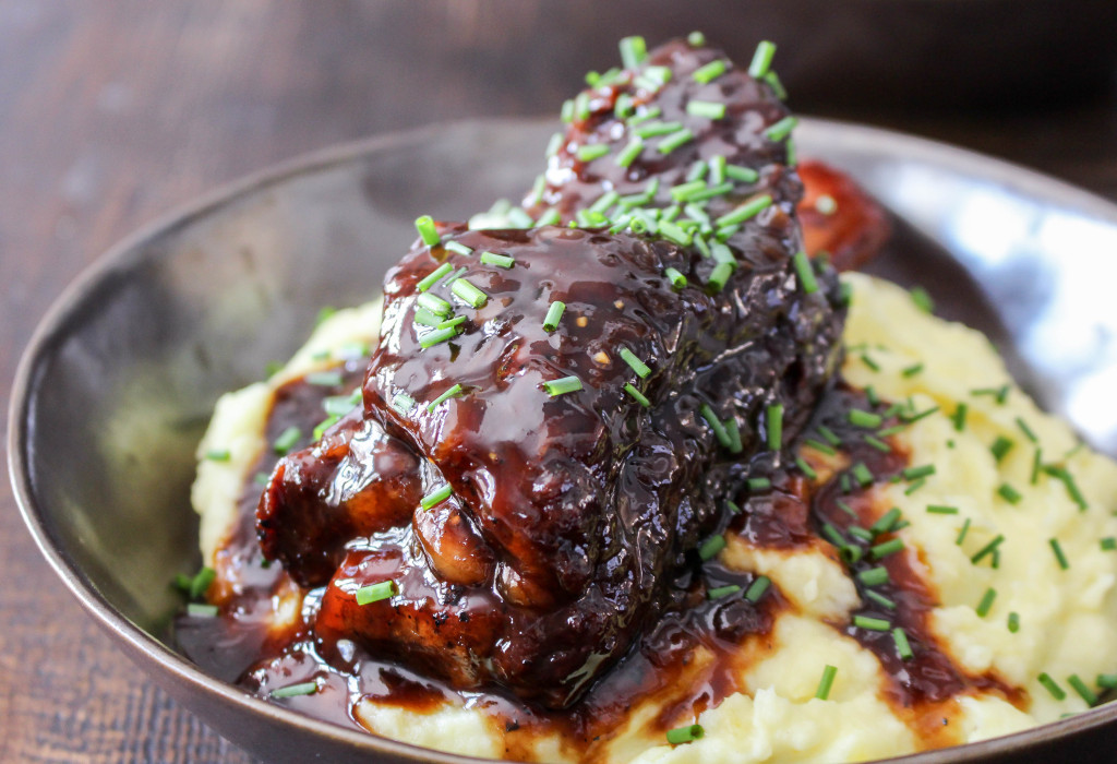 Braised Short Rib, Stout, And Potato Potpies Recipes — Dishmaps