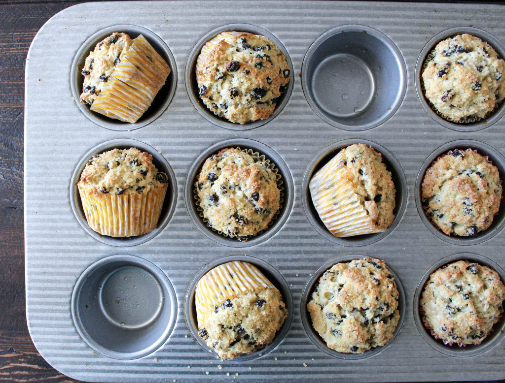 Ginger-Orange Irish Soda Bread Muffins | Yes to Yolks