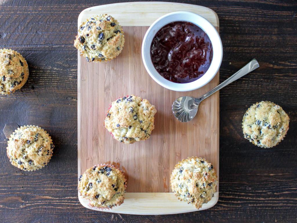 Ginger-Orange Irish Soda Bread Muffins   Yes to Yolks
