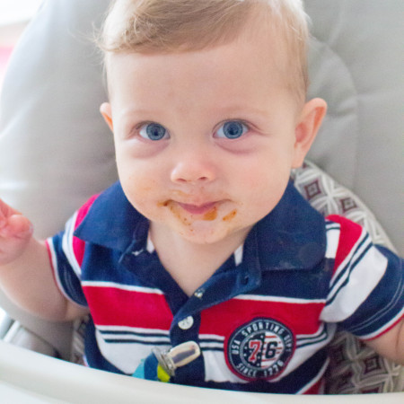 Baby Food: 5 Easy (Organic) Homemade Purees