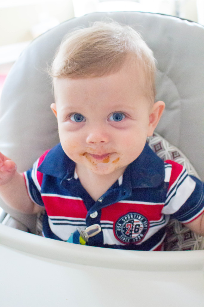 5 Easy (Organic) Homemade Baby Food Purees You Can Make at Home