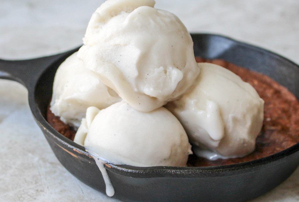 Sea Salt Coconut Milk Ice Cream