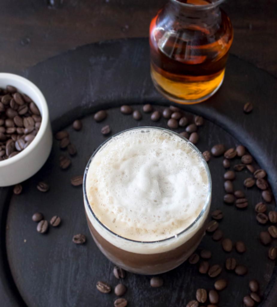Espresso Bourbon Fizz   yestoyolks.com