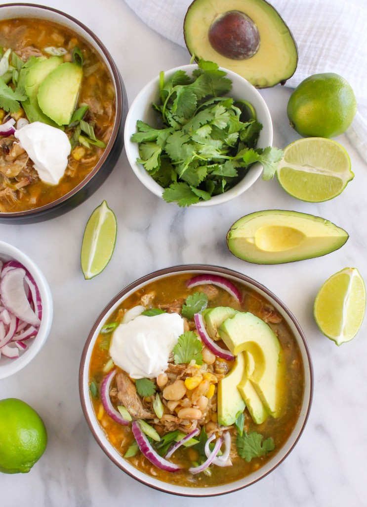 Pork Chili Verde | yestoyolks.com