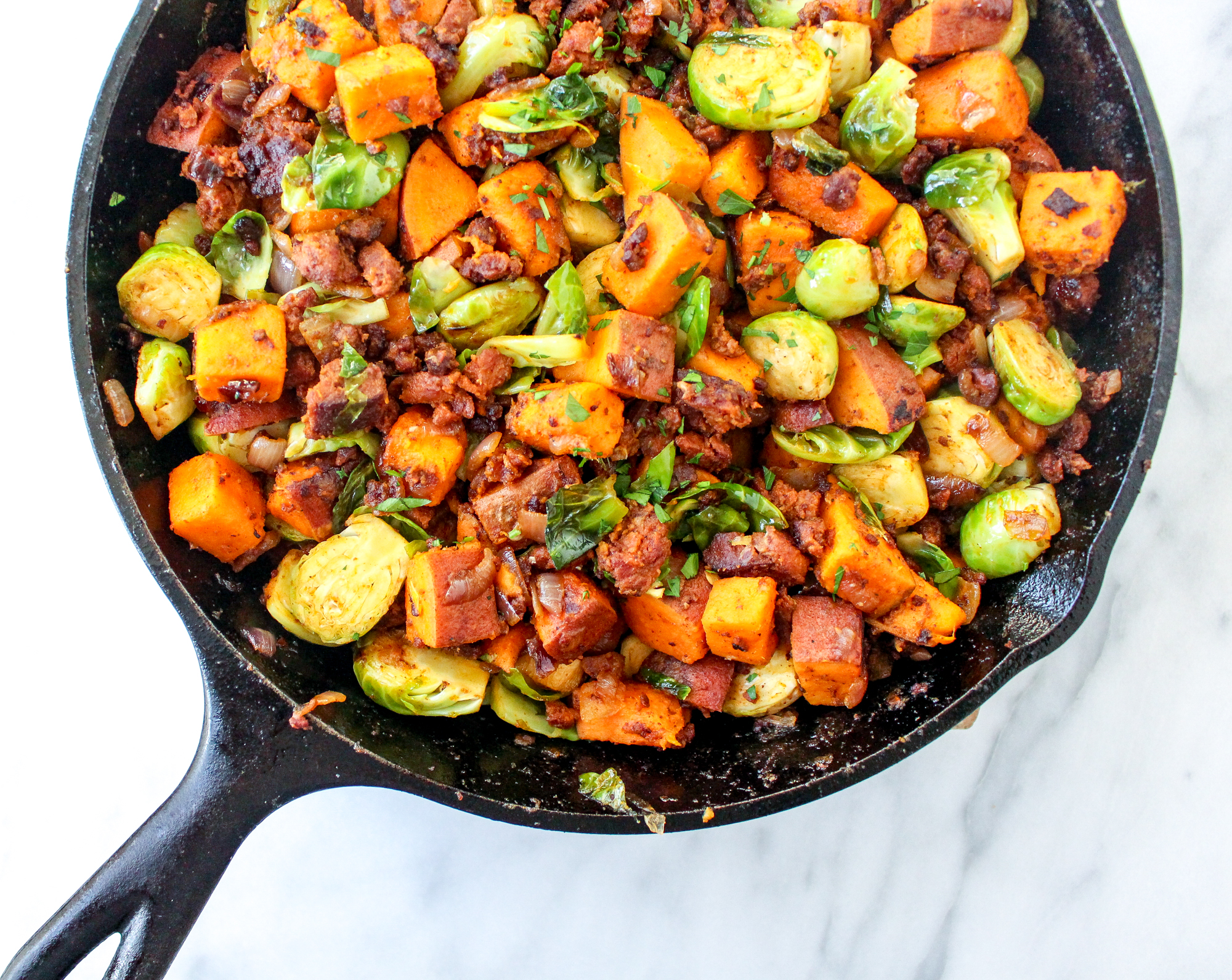 Whatever The Reason, You Guys Are Lucky I Got Over It Because This Hash  Rocks What's Not To Like About Hash? It's A Bunch Of Yummy Things Cooked  Together