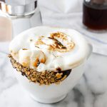 Toasted Marshmallow Latte