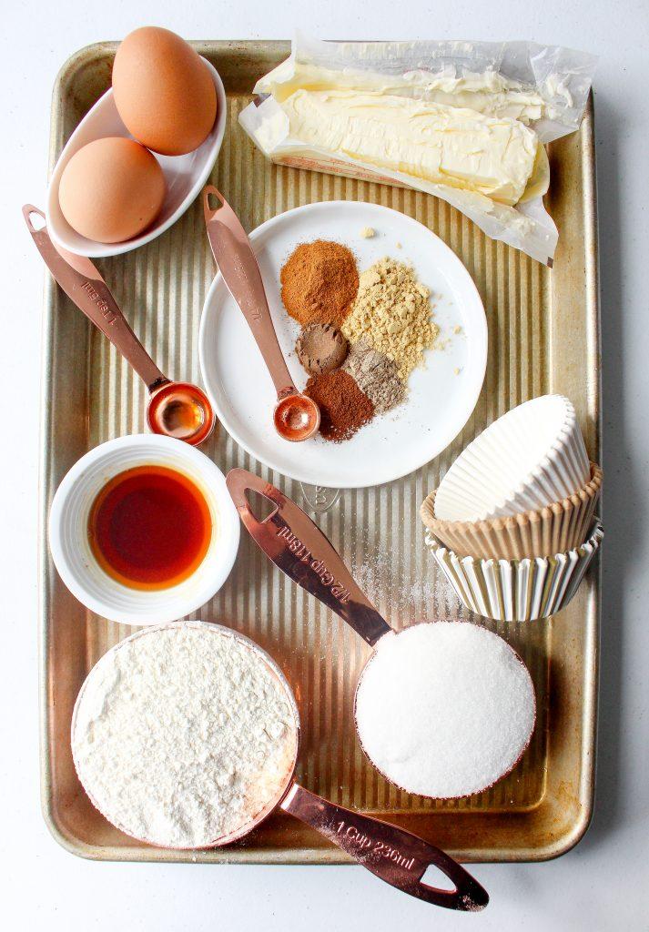 Chai Streusel Muffins