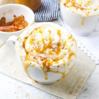 Chai Caramel Macchiatos
