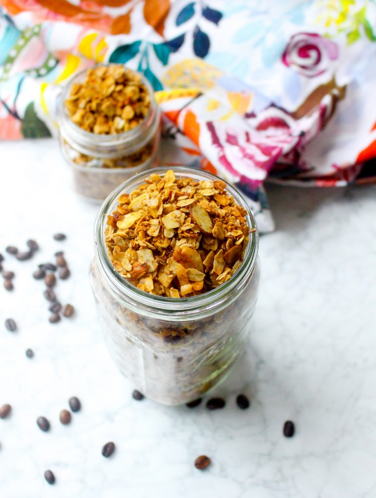Coffee Granola