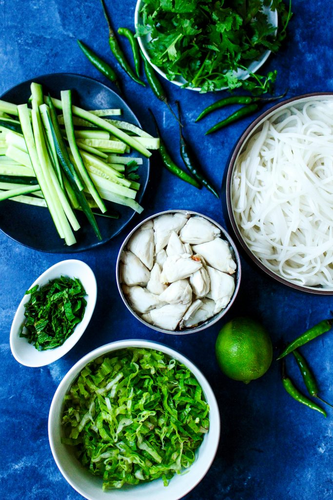 Fresh Crab Summer Rolls