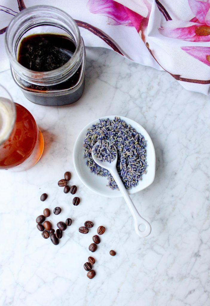 Honey Lavender Lattes