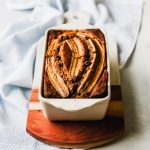 Healthy Coconut Oil Banana Bread