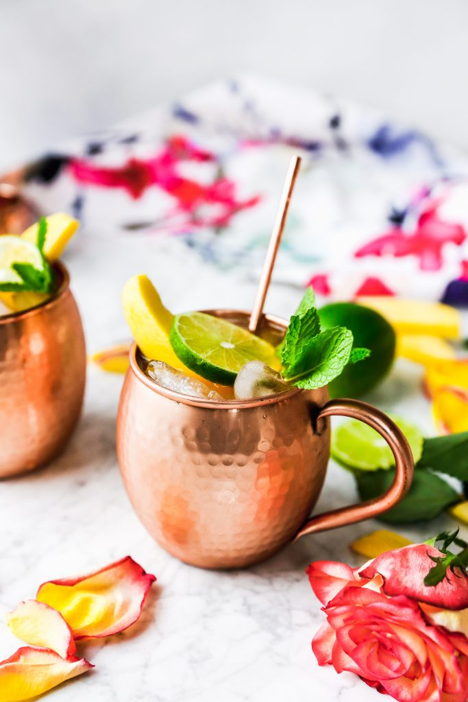 Mango Moscow Mules