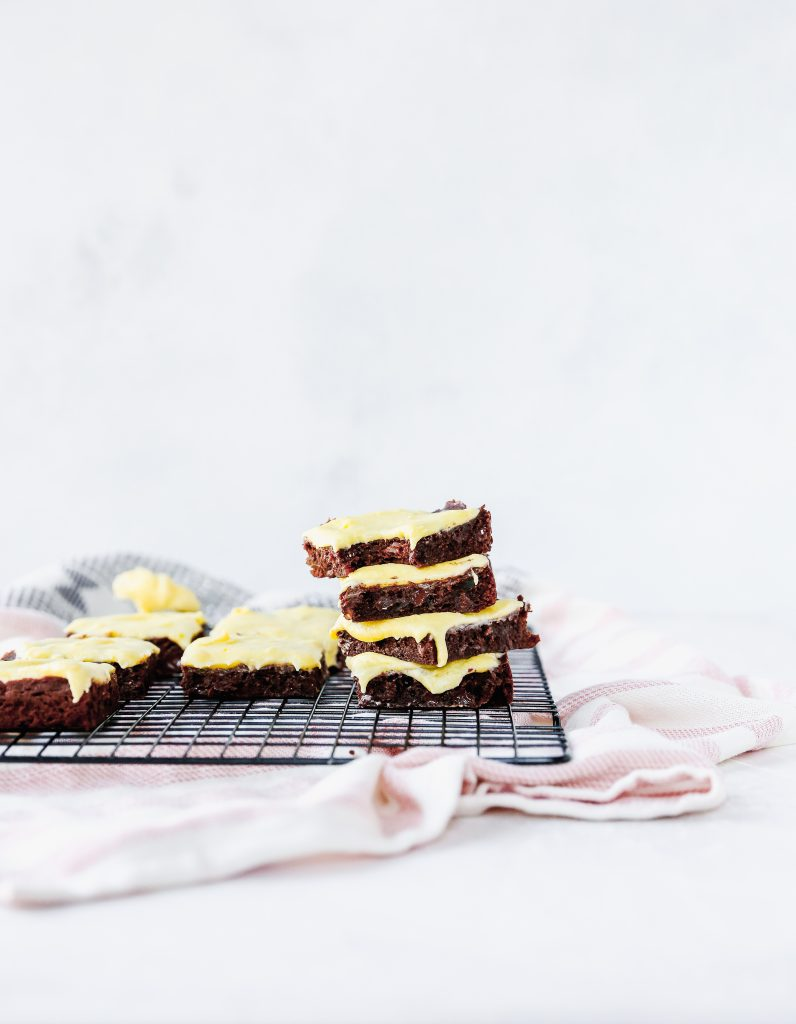 Mango Brownies