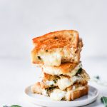 Sage Butter Grilled Cheese