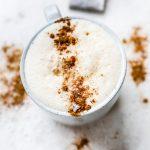 Salted Maple Coconut Chai Latte