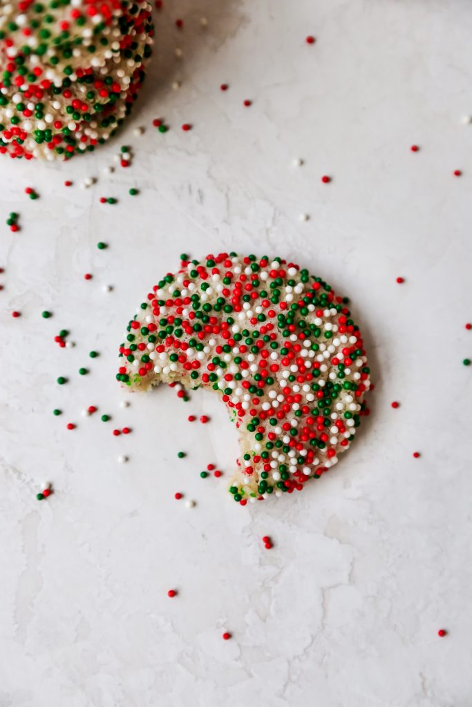 THE BEST Vanilla Bean Sugar Cookies