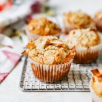 Carrot Cake Power Muffins
