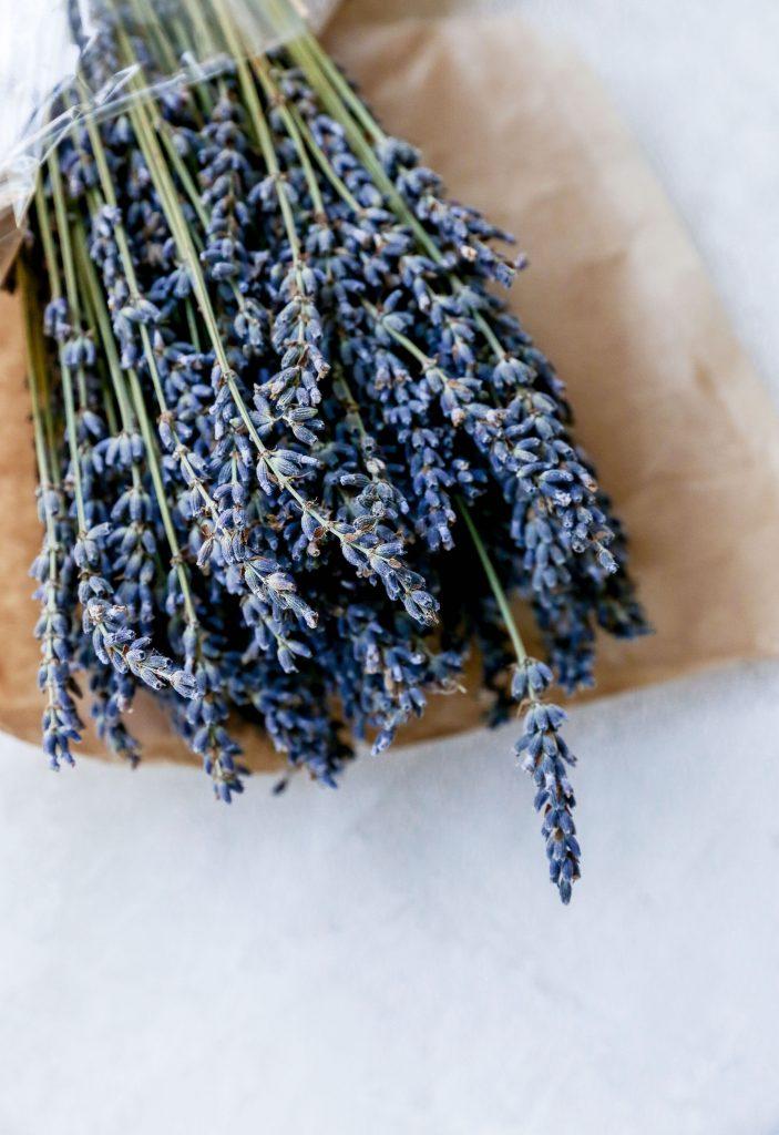 Blueberry Lavender Froscato
