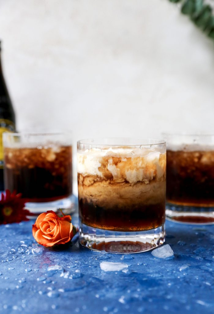 Root Beer White Russians