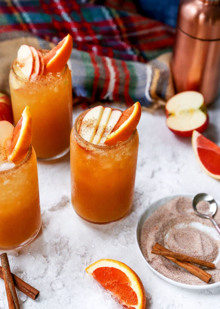 Cinnamon Apple Cider Crush