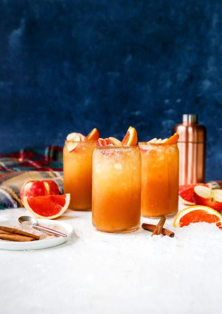 Cinnamon Apple Cider Crush