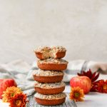 Apple Cider Crumb Donuts