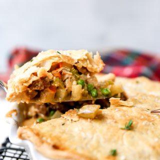 Turkey & Chorizo Pot Pie