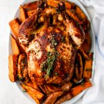 Honeyed Harissa Roast Chicken