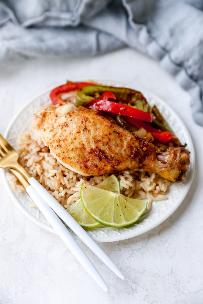 Fajita Roast Chicken