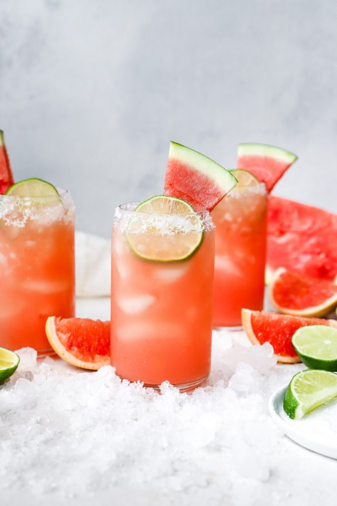 Watermelon Palomas