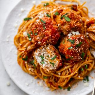 Our Favorite Classic Meatballs